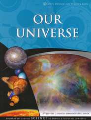 God's Design for Heaven & Earth: Our Universe   -     By: Richard Lawrence, Debbie Lawrence