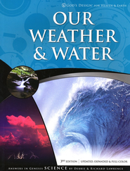 God's Design for Heaven & Earth: Our Weather & Water  - Slightly Imperfect  -