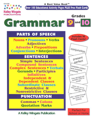 Grammar, Grades 9 and 10  -     By: Vicki Sullivan