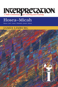 Hosea-Micah: Interpretation - eBook  -     By: James Limburg