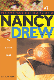 The Stolen Relic - eBook  -     By: Carolyn Keene