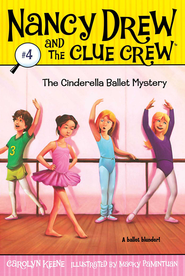 The Cinderella Ballet Mystery - eBook  -     By: Carolyn Keene