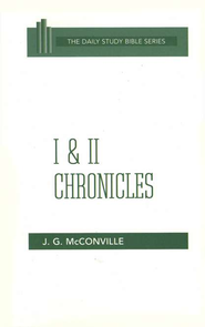 1 & 2 Chronicles: New Daily Study Bible [NDSB]   -              By: J. Gordon McConville