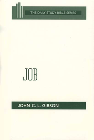 Job, Daily Study Bible  - Slightly Imperfect  -
