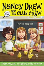 Chick-napped! - eBook  -     By: Carolyn Keene     Illustrated By: Macky Pamintuan