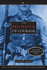 The Red Badge of Courage - eBook  -     By: Stephen Crane, Jim Murphy