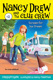 Scream for Ice Cream - eBook  -     By: Carolyn Keene