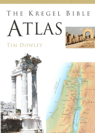 Kregel Bible Atlas  -     By: Tim Dowley