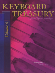 Keyboard Treasury, Volume 6   -     By: Peter Davis