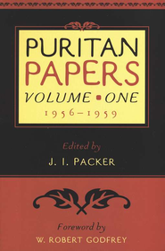 Puritan Papers:  Volumes 1-5, 1956-1969   -     Edited By: J.I. Packer     By: J.I. Packer, ed.