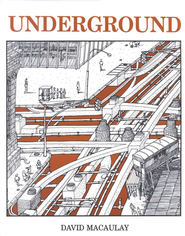 Underground   -     By: David Macaulay