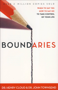 Boundaries, Softcover   -              By: Dr. Henry Cloud, Dr. John Townsend