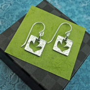 Let Your Spirit Soar Earrings   -