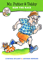 Mr. Putter & Tabby Run the Race  -     By: Cynthia Rylant