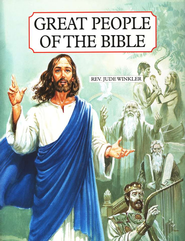Great People of THe Bible: LIving Portraits in Word   -     By: Rev. Jude Winkler
