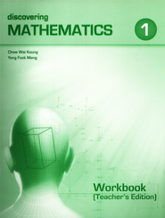 Discovering Mathematics Workbook 1 Teacher's Edition   -
