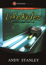Life Rules Study Guide  -     By: Andy Stanley