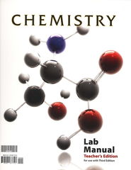BJU Chemistry Grade 11 Lab Manual Teacher's Edition, Third Edition    -