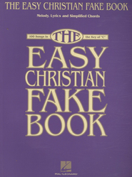 The Easy Christian Fake Book   -