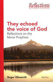They Echoed The Voice of God: Reflections on The Minor Prophets  -     By: Roger Ellsworth