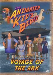 Animated Kid's Bible #2: Voyage of the Ark, DVD   -