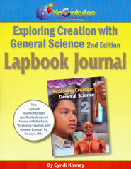 Apologia Exploring Creation With General Science 2nd Edition Lapbook Journal  -