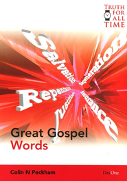 Great Gospel Words  -     By: Colin N. Peckham