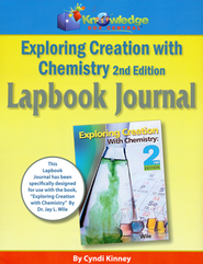 Apologia Exploring Creation With Chemistry 2nd Edition Lapbook Journal  -
