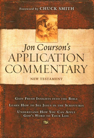 Courson's Application Commentary on the New Testament   -     By: Jon Courson