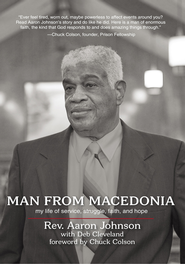 Man from Macedonia: my life of service, struggle, faith, and hope - eBook  -     By: Rev. Aaron Johnson, Deb Cleveland