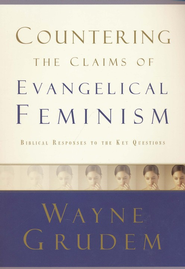 Countering the Claims of Evangelical Feminism - Slightly Imperfect  -     Edited By: Elliot Grudem     By: Wayne Grudem