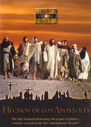 Hechos De Los Apostoles, DVD  (Acts of the Apostles, DVD)  -