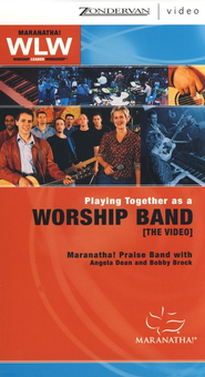 Playing Together As A Worship Band   -     By: The Corinthian Group, Angela Dean, Bobby Brock