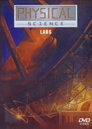 BJU Physical Science Grade 9 Lab DVD   -