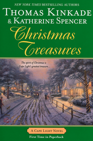 Christmas Treasures  -              By: Thomas Kinkade, Katherine Spencer