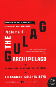The Gulag Archipelago 1918-1956 Volume 1 Unabridged  -     By: Aleksandr I. Solzhenitsyn