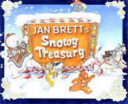 Jan Brett's Snowy Treasury  -     By: Jan Brett     Illustrated By: Jan Brett
