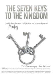 THE SE7EN KEYS TO THE KINGDOM: Could there be more to life than we've ever known? - eBook  -     By: Pinky