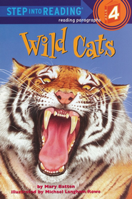 Wild Cats  -     By: Mary Batten