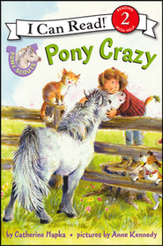 Pony Scouts: Pony Crazy  -     By: Catherine Hapka     Illustrated By: Anne Kennedy