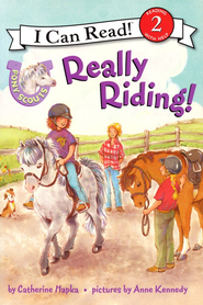 Pony Scouts: Really Riding!  -     By: Catherine Hapka