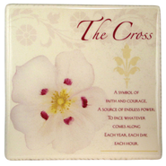 The Cross Ceramic Tile  -