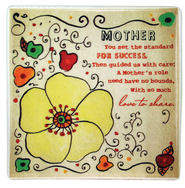 Mother Ceramic Tile  -