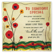 Someone Special Ceramic Tile  -