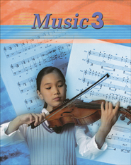 BJU Music 3, Student Text (Copyright Update)    -