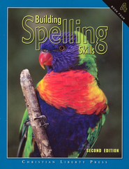 Building Spelling Skills Book 4, Second Edition   -