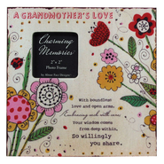 A Grandmother's Love Photo Frame  -