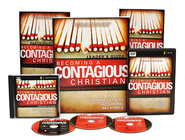Becoming a Contagious Christian Curriculum Kit: Communicating Your Faith in a Style That Fits You  -