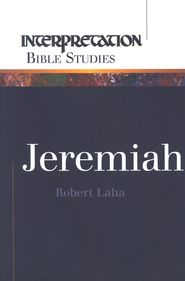 Jeremiah  -     By: Robert Laha