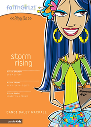Storm Rising - eBook  -     By: Dandi Daley Mackall